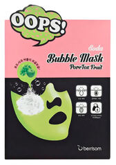 Berrissom Маска пузырьковая для ухода за порами Soda Bubble Mask_PoreTox Fruit 18мл