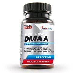 WestPharm 1,3 DMAA/1,3-диметиламиламин/60 капс по 50 мг