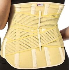 Tonus Elast Пояс медицинский с жесткими вставкам 0012-01 Comfort