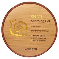 The Saem Универсальный гель с улиточным муцином Snail Soothing Gel