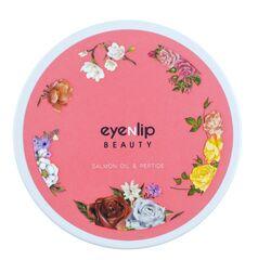 Eyenlip Патчи для глаз гидрогелевые с лососевым маслом и пептидами ENL PATCH SALMON OIL & PEPTIDE HYDROGEL