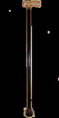 Мега-Оптим Трость деревянная дубовая Блэк ТДК-А-900
