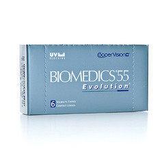Контактные линзы Контактные линзы Cooper Vision Biomedics (базовая кривизна 8,9)