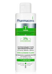 Pharmaceris Жидкость для очищения лица, зоны декольте и спины Sebo-Almond-Claris, 190 мл