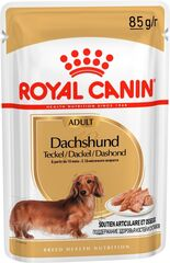 Royal Canin Dachshund Adult 85гр. х 12 шт.