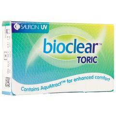 Контактные линзы Контактные линзы Sauflon Bioclear Toric (3 линзы)