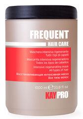 KayPro Маска для всех типов волос HAIR CARE FREQUENT Восстанавливающая интенсивная 1000 мл