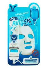 Elizavecca Маска тканевая для лица Увлажняющая AQUA DEEP POWER Ringer mask pack, 1шт
