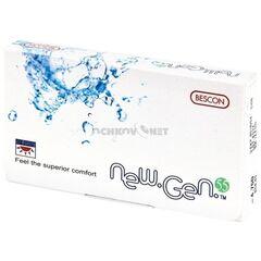 Контактные линзы Контактные линзы Bescon NewGen 55 (6 линз)