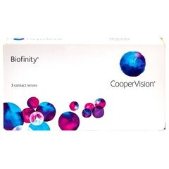 Контактные линзы Cooper Vision Biofinity (3 линзы)