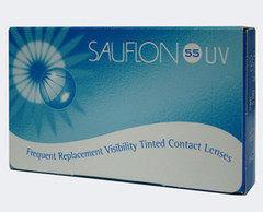 Контактные линзы Контактные линзы Sauflon 55 UV