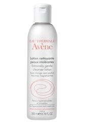 Avene Лосьон очищающий для сверхчувствительной кожи 200 мл