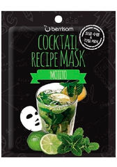 Berrissom Маска для лица Cocktail Recipe Mask - Mojito 20гр