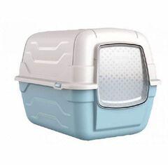 Georplast Туалет для питомца Roto Toilet с фильтром и лопаткой 52x40x40 см