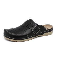 MUBB Анатомическая мужская обувь (сабо) 350