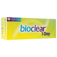 Контактные линзы Sauflon Bioclear 1-Day (30 линз)