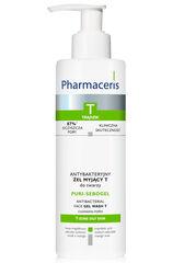 Pharmaceris Антибактериальный гель для умывания лица PURI-SEBOGEL 190 мл