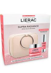 Lierac Набор (Крем для лица обновляющий антиоксидантный, 50 мл, Сыворотка для сияния кожи контура глаз, 15 мл)