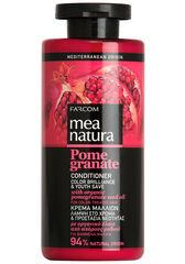 Farcom Кондиционер MEA NATURA Pomegranate с маслом граната для окрашенных волос 300 мл