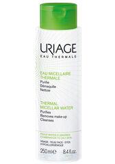 Uriage Вода мицеллярная очищающая для нормальной и комбинированной кожи лица и контура глаз EAU MICELLAIRE THERMALE PEAUX MIXTES A GRASSES глаз 250 мл