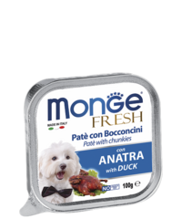 Monge Fresh Duck Pate 100гр.х 16 шт.