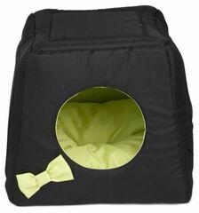 Comfy Домик Lola Trio зеленый 43х43х39 см