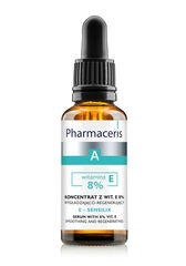 Pharmaceris Концентрат разглаживающий и восстанавливающий с витамином Е 8% E-Sensilix, 30мл