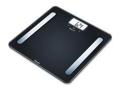 Beurer Весы диагностические BF 600 Чёрные (Бойрер)