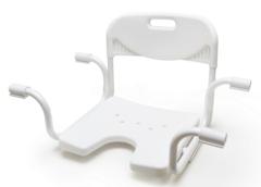 Санитарное приспособление Valentine I. LTD Сиденье для ванной с гигиеническим вырезом