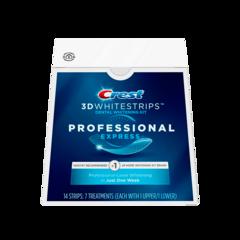 Crest Отбеливающие полоски для зубов Professional Express