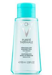 Vichy Средство успокаивающее для снятия макияжа с глаз PURETE THERMALE 100мл