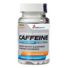 WestPharm Caffeine 60 капс 100 мг