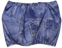 Hippie Pet Подгузники многоразовые для кобелей (имитация джинсовой ткани, размер S)