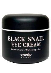 Eyenlip Крем для кожи вокруг глаз многофункциональный BLACK SNAIL EYE CREAM 50мл