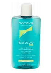 Noreva Гель Эксфолиак очищающий мягкий для ежедневной гигиены 250 мл