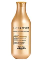Loreal Шампунь для глубокого восстановления волос Absolut Repair Gold Shampoo 300 мл