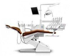 Стоматологическое оборудование Siger Стоматологическая установка U200 Speсial Edition с верхне подачей инструментов