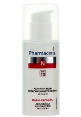 Pharmaceris Активный крем против морщин Magni-Capilaril SPF10, 50 мл