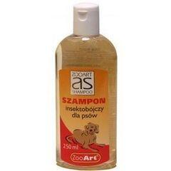ZooArt Шампунь as для собак противопаразитарный, 250 мл 250 мл