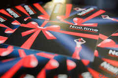 Подарок Nail Time Сертификат в Nail Time