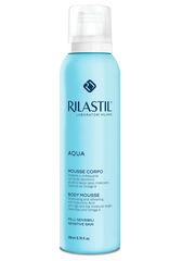 Rilastil Мусс для тела для чувствительной кожи увлажняющий и освежающий AQUA 200 мл