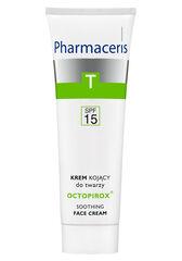 Pharmaceris Крем для лица Octopirox успокаивающий SPF15, 30 мл