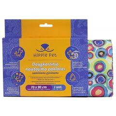 Hippie Pet Пеленка многоразового использования 70*90 см (арт. TYZ UPB-101B)