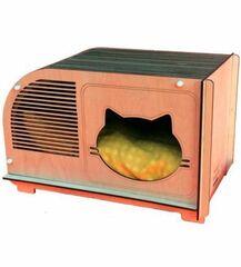 Весь дом Домик для котов «Меломан»