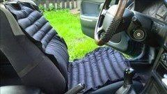 Подушка Кавилюд Плюс Автомобильно - офисная накидка массажная