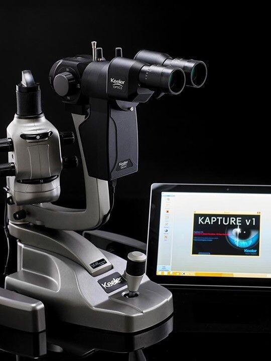 Медицинское оборудование Keeler Лампа щелевая серии SLZ 5XP digital - фото 4