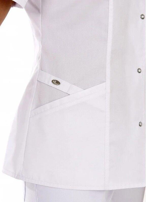 Доктор Стиль Медицинская блуза «Сандра» ЛУ 1224.К - фото 7