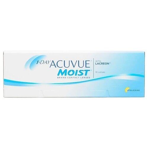 Контактные линзы Acuvue 1-Day Moist - фото 1