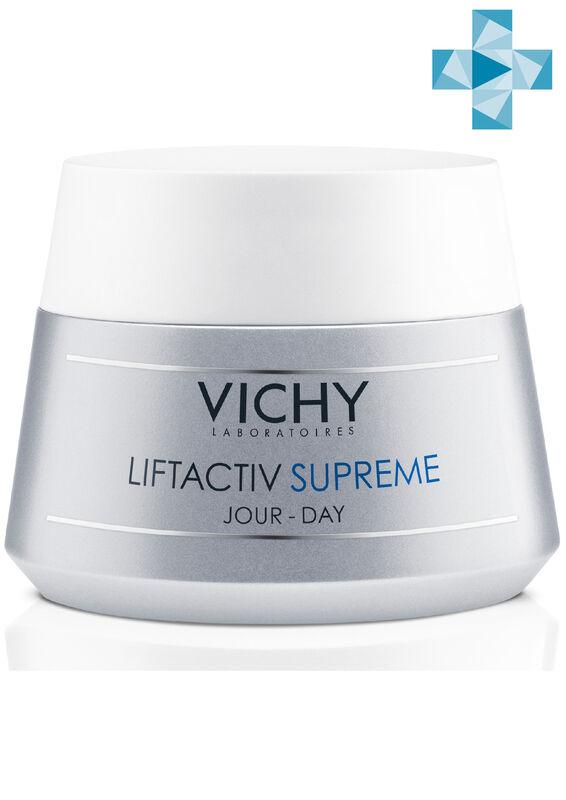 Vichy Крем против морщин и для упругости нормальной кожи LIFTACTIV Supreme, 50 мл - фото 1