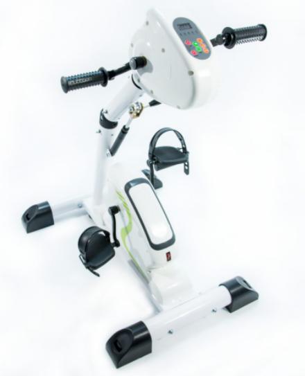 Прокат медицинских товаров Мега-Оптим Велотренажер двухмоторный HSM-20CE - фото 1